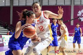 Lupakan kekalahan, pelatih inginkan tim basket putri Thailand bangkit