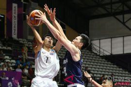 Basket putra Thailand tundukkan Mongolia lewat laga keras