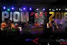 PIOMfest 2018 di Jembatan Siti Nurbaya pukau warga Padang