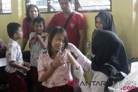 63.000 anak kota Kupang telah diimunisasi campak