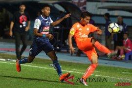 Persija tahan Arema FC dengan Skor 1-1