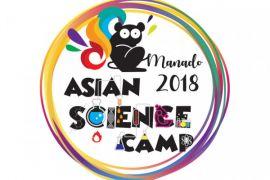 Asian Science Camp  2018 diikuti 24 negara
