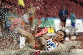 Maria wakili Indonesia di kejuaraan dunia atletik bersama Zohri