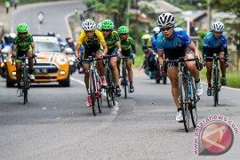 Polres Karawang mantapkan pengaturan jalur balap sepeda