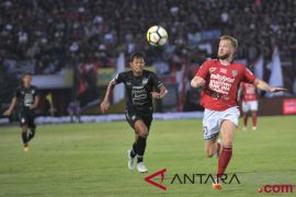 Tundukkan PSIS 2-0, Bali United merangsek ke peringkat ketiga