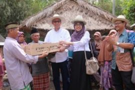 Tingkatkan kesejahteraan masyakarat Lombok Tengah dengan #Bekerja