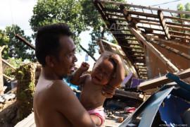 Ditinggal wafat ibunda karena gempa, bayi Alfia butuh ASI