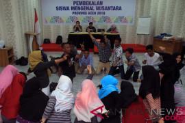 26 pelajar Aceh ikut program Siswa Mengenal Nusantara