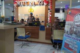 Propam Polres Situbondo Awasi Unit Pelayanan SIM
