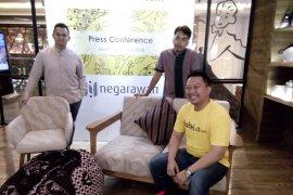 Fabelio-Negarawan luncurkan furnitur bermotif batik eksklusif