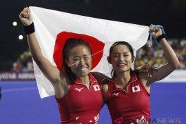Kalahkan India, tim hoki Jepang raih emas