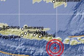 Guncangan Gempa Bumi 5,4 SR di Bali Terasa Hingga Jember