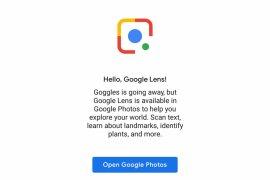 Google tutup layanan Goggles