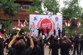 "ISI Denpasar gemakan ""Harmoni Indonesia 2018"" (video)"