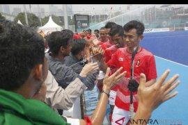 Tim Hoki  Indonesia kalahkan Hong Kong 3-2