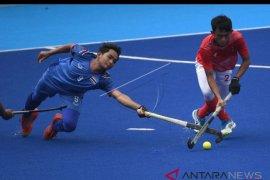 Tim hoki Indonesia takluk 1-2 dari Thailand