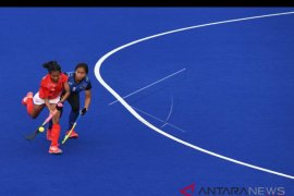 Tim hoki putri Indonesia dikalahkan Thailand 0-2
