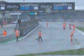 Moto GP di Inggris Dibatalkan Karena Hujan
