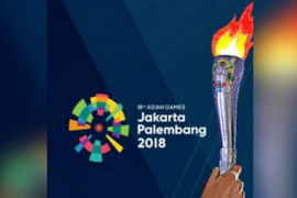 644 Personel Amankan Kirab Obor Asian Games