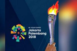 Warga Bandung antusias sambut obor Asian Games