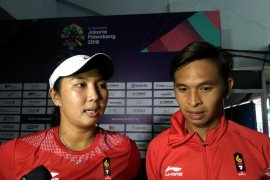 "Aldila/Christo ""pecah telor"" tenis Asian Games 2018"