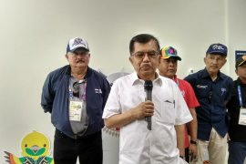 Wapres: Evaluasi Asian Games Palembang cukup baik
