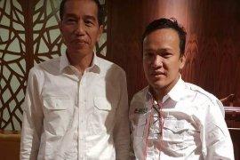 Relawan Jokowi siap berada barisan terdepan