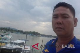 Kasatpolair nyatakan perairan Bangka aman kapal trawl