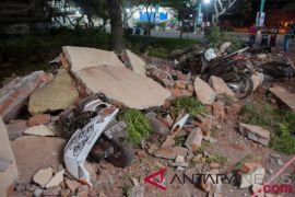 BNPB: Dampak gempa Lombok Timur sampai Bali