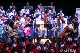 Orkestra OCAS bagian diplomasi budaya Indonesia-Spanyol