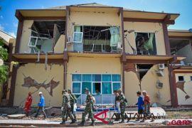 TNI kerahkan tiga batalion amankan objek vital Palu