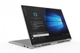 Lenovo Indonesia Rilis Laptop Convertible Yoga 730