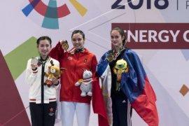 Asian Games - Lindswell Persembahkan Emas Bagi Indonesia