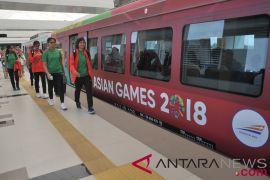 LRT Palembang sudah melayani 200 ribu penumpang