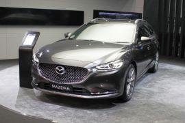Mazda tembus penjualan 1.079 mobil di GIIAS
