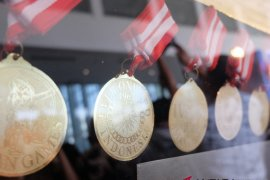 Medali Emas Kedua Indonesia
