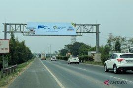 Asian Games - Astra Tol Tangerang-Merak Dukung Asian Games 2018