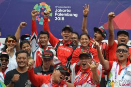 Indonesia perkasa dengan dua emas downhill