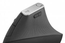 Logitech rilis mouse ergonomis