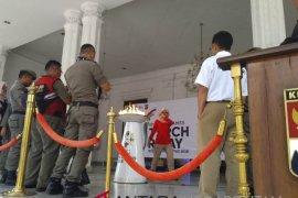 Bima Arya lepas obor Asian Games