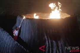 Bagaimana api kaldron nyala terus? Begini penjelasan PGN