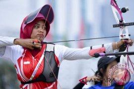 Tim panahan Indonesia sumbang medali perak