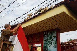 Pemkot Pontianak imbau warga pasang bendera Merah Putih sepanjang Agustus