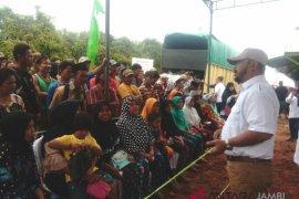 BUMN Hadir - Kegiatan BHUN 2018 di delapan kabupaten/kota Jambi