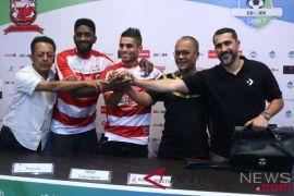 Madura United FC pulangkan gelandang asal Tajikistan
