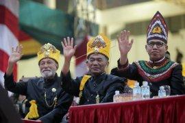 Plt Gubernur pimpin pawai PKA ke-7