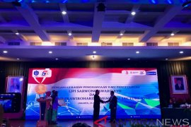 Pakar lingkungan raih anugerah LIPI Sarwono Award XVII
