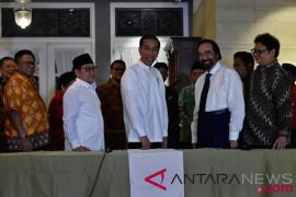 Nasdem: Tidak ada kemungkinan Demokrat gabung Koalisi Indonesia Kerja