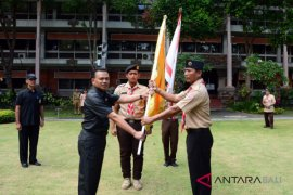 Sekda Bali lepas Kontingen Karang Pamitran nasional