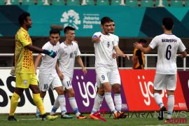 Tekuk Qatar 6-0, Uzbekistan memastikan tiket ke babak 16 besar